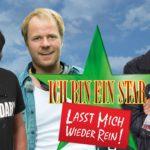 Dschungelcamp 2016 Kandidaten – Die drei Promis am 31.07.2015