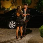 Die Bachelorette 2015 - Alisa begrüßt Daniel