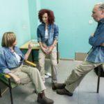 Sommer Dschungelcamp - Ingrid van Bergen, Christina Lugner und Peter Bond