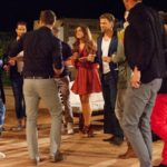 Die Bachelorette 2015 Folge 3 - Partystimmung