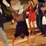 Die Bachelorette 2015 Folge 3 - Philipp mit Showeinlage