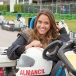 Die Bachelorette 2015 Folge 3 - Alisa beim Kartrennen