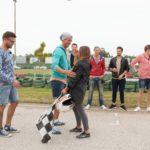 Die Bachelorette 2015 Folge 3 - Kartbahn