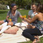 Die Bachelorette 2015 Folge 3 - Patrick und Philipp mit Alisa