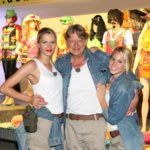 Sommer Dschungelcamp 2015 – Sara Kulka, Walter Freiwald und Angelina Heger