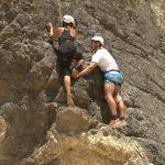 Die Bachelorette 2015 Folge 4 – Alisa und Mario beim Klettern