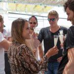 Die Bachelorette 2015 Folge 5 - Alisa begrüßt die Jungs an Bord