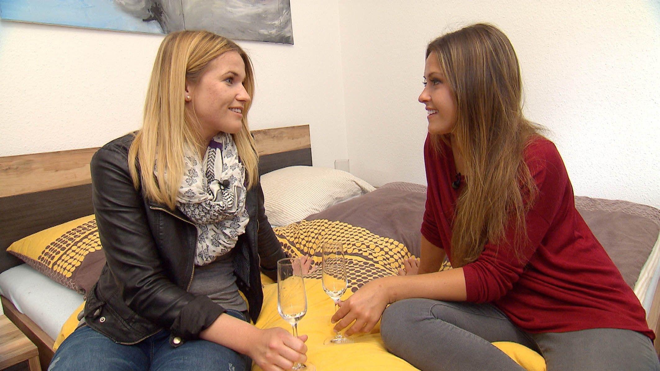 Die Bachelorette 2015 - Alisa und Alex Schwester