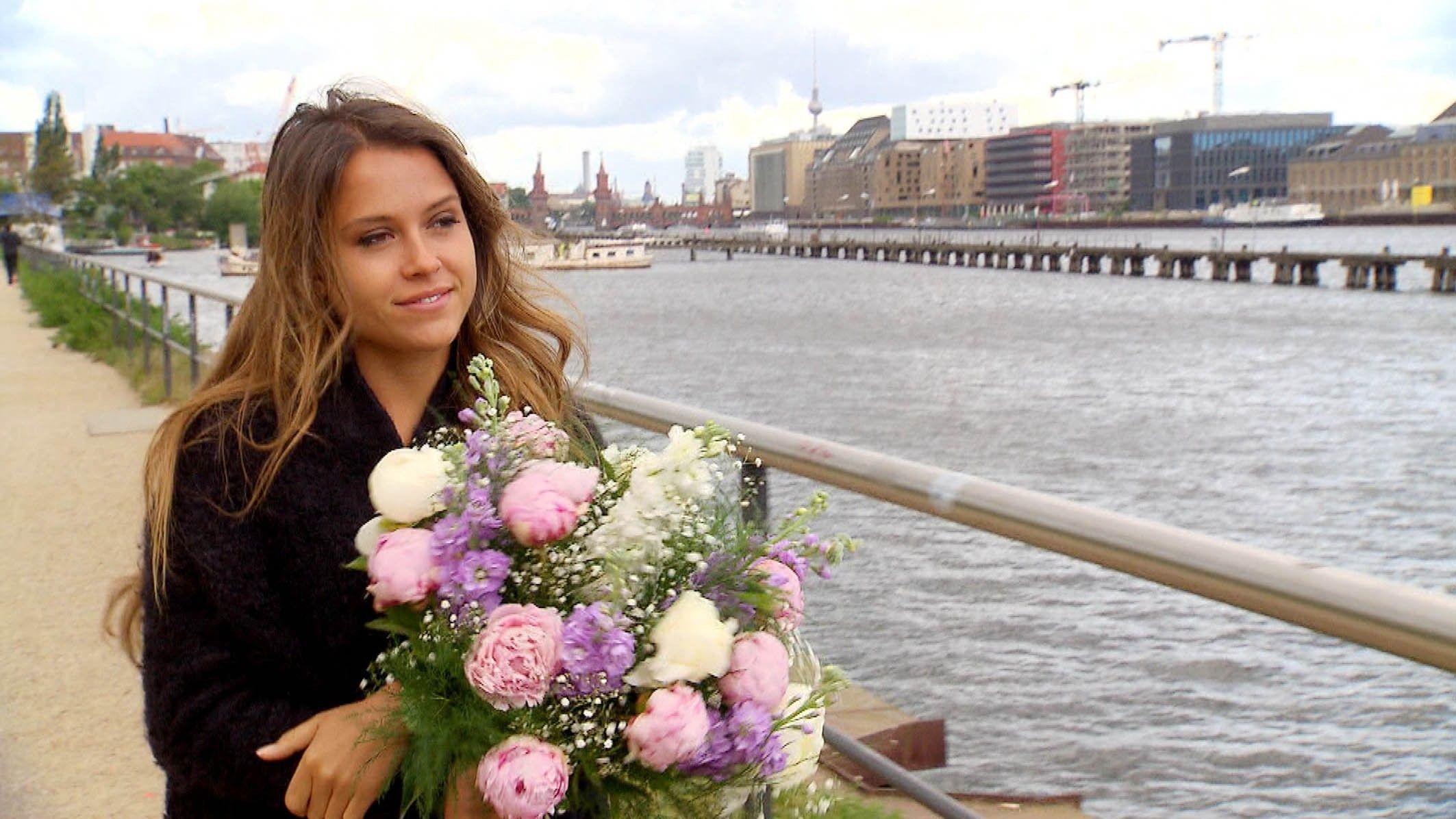 Die Bachelorette 2015 - Alisa in Berlin