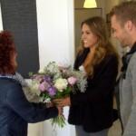 Die Bachelorette 2015 - Alisa, Philipp und Philipps Mutter