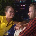 Die Bachelorette 2015 Halbfinale - Alisa und Philipp entspannen sich