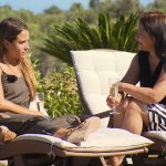 Die Bachelorette Finale 2015 - Alisa mit Mutter Bettina