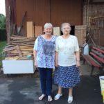 Schwiegertochter gesucht 2015 - Johanna und Lothars Mutter Helene