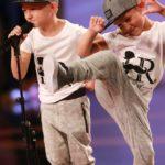 Das Supertalent 2015 Casting 2 - Georg Romeo und Dragan Djordjevic
