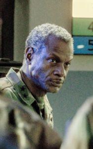 Errol Trotman Harewood spielt General Jackson, © RTL / Nik Konietzny