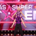 Das Supertalent 2015 Casting 2 - Sarah Patricia Jones und Nicko Espinosa aus Madrid