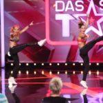 Das Supertalent 2015 Casting 3 – Monika Zimmermann und Lilli Kaiser aus Bingen