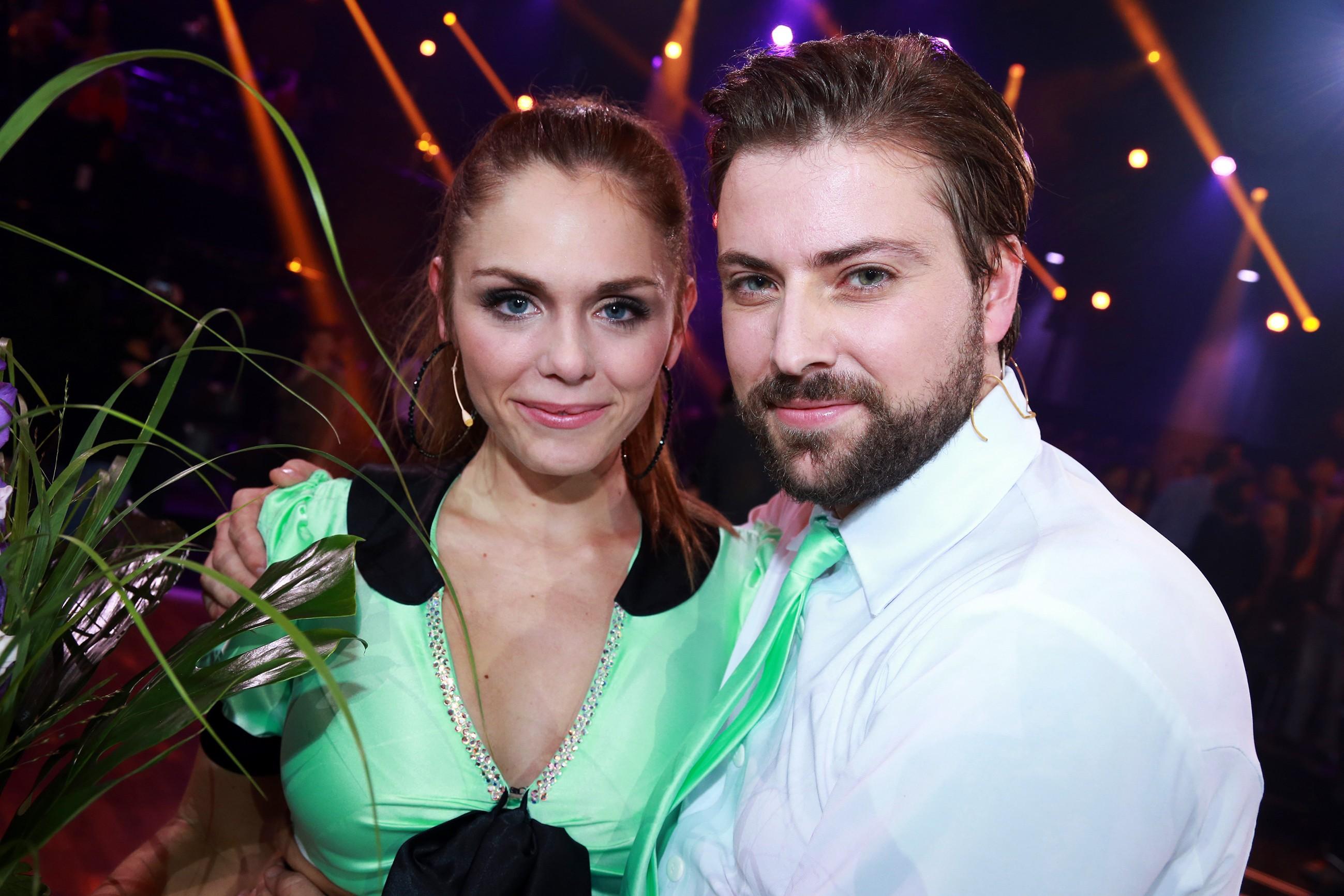 Felix von Jascheroff und Lisa Steiner sind ausgeschieden.