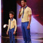 Das Supertalent 2015 Show 4 – Ashenafi Kebede Kebebew und Bruke Dejene Tola aus  Äthiopien