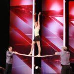 Das Supertalent 2015 Show 4 – Christine Bédar, Marco Dieckmann und Yves Gagnon aus Kanada