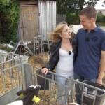 Bauer sucht Frau 2015 – Bauer Nils zeigt Sandrina seinen Hof