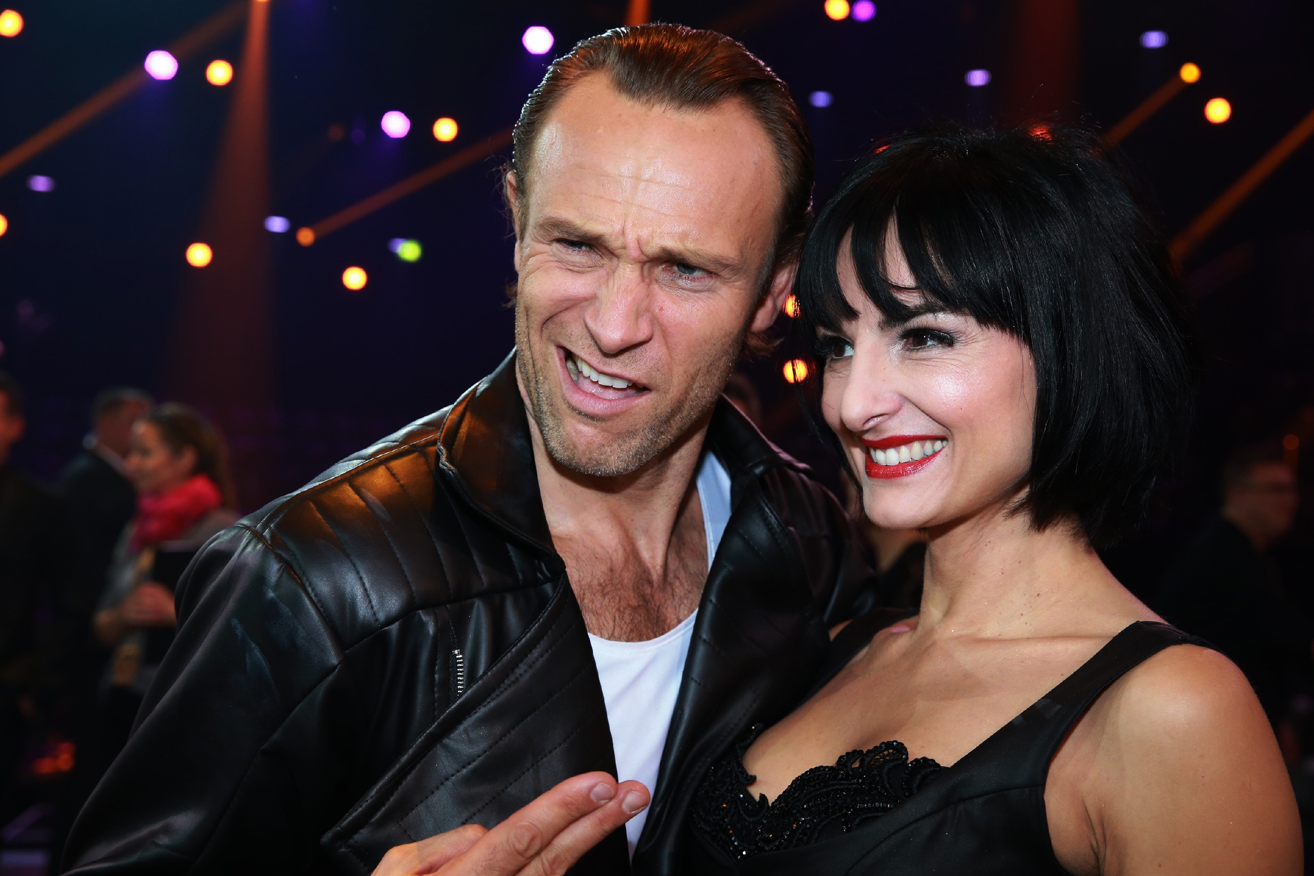 Stepping Out Mimi Bernhard Raus Bilder Vom Finale Stars On Tv