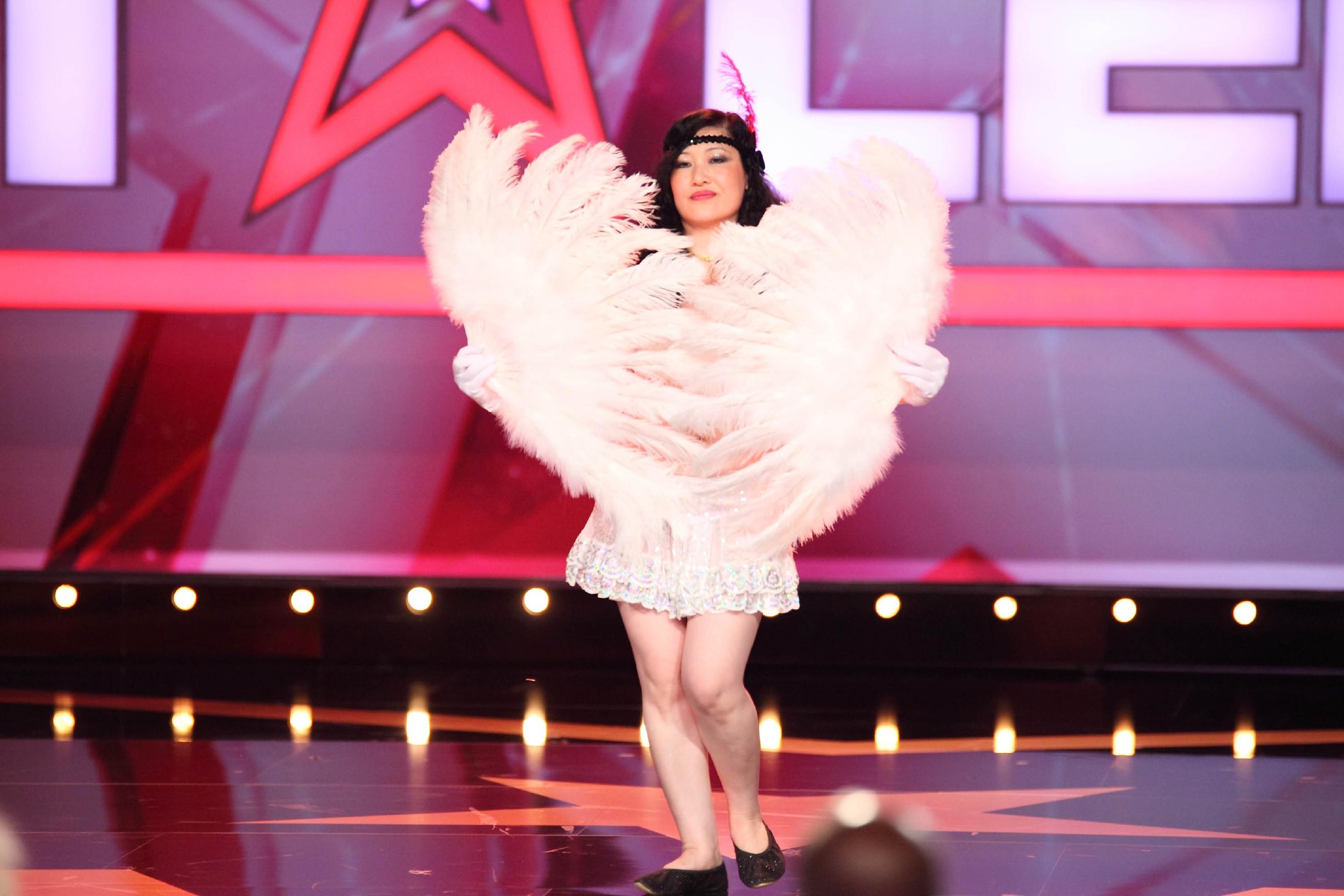 Das Supertalent 2015 Show 5 - Xuan Lande