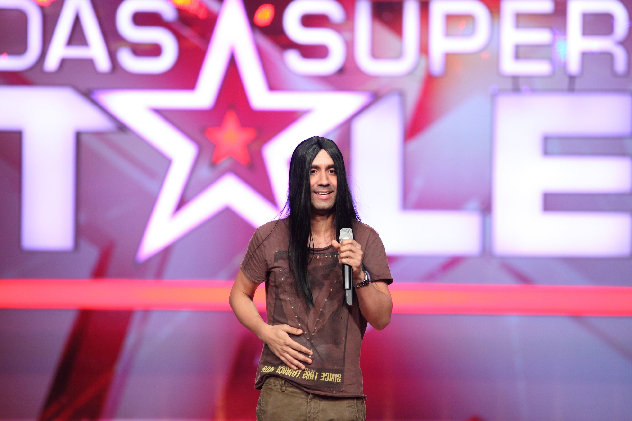 Das Supertalent 2015 Show 5 - Fabian Khajouei