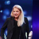 Der Deutsche Comedypreis 2015 - Astrid Ekcstein für Michael Mittermeier