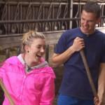 Bauer sucht Frau 2015 Folge 3 - Nils und Sandrina im Stall