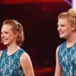 Das Supertalent 2015 Show 7 - Sarah Lindermayer und Antonia Modersohn