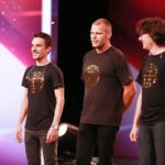 Das Supertalent 2015 Finale - InFusion Trio