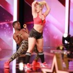 Das Supertalent 2015 Show 8 – David Herman und Jasmin Bollinger aus Freiburg