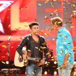 Das Supertalent 2015 Finale - Alessio Greco aus Eppelborn