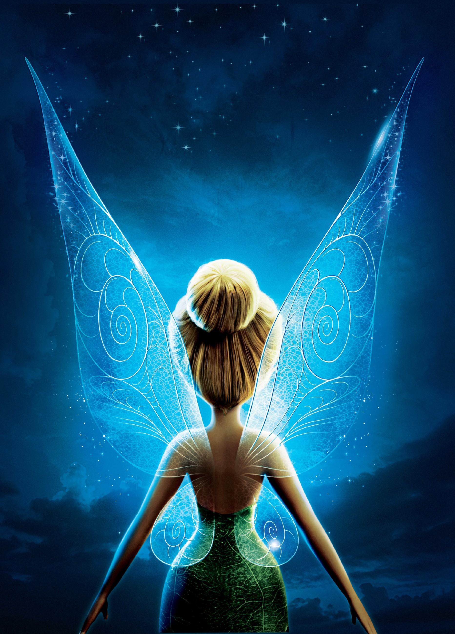 Tinkerbell Geheimnis Der Feenflügel