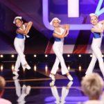 Das Supertalent 2015 Show 10 - Jessica Steininger und Sailors Ahoy aus Österreich