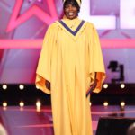 Das Supertalent 2015 Show 10 - Roberta Collins aus Fürth
