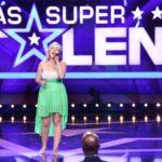 Das Supertalent 2015 Show 11 - Katrin Tragler aus Schlierbach