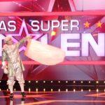 Das Supertalent 2015 Show 11 - Benjamin Thom aus Baiersbronn