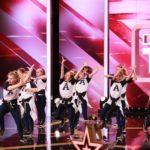 Das Supertalent 2015 Show 11 - Amitys aus Weddelbrock