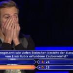 Wer wird Millionär? – Leon Windscheid löst die Millionfrage