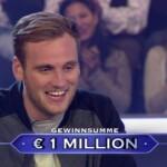 Wer wird Millionär? – Leon Windscheid ist neue Millionär