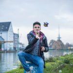 Wer wird Millionär ? – Leon Windscheid übt mit dem Rubik Würfel