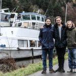 Wer wird Millionär? - Leon Windscheid mit Freund Olliver und Bruder Johannes