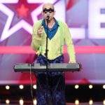 Das Supertalent 2015 Show 13 - Stephen Paul Taylor aus Berlin