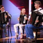 Das Supertalent 2015 Show 13 – Stefan, Nina und Vater Jovica Sjordjevic