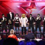 Das Supertalent 2015 Finale - D'Holmikers aus der Schweiz