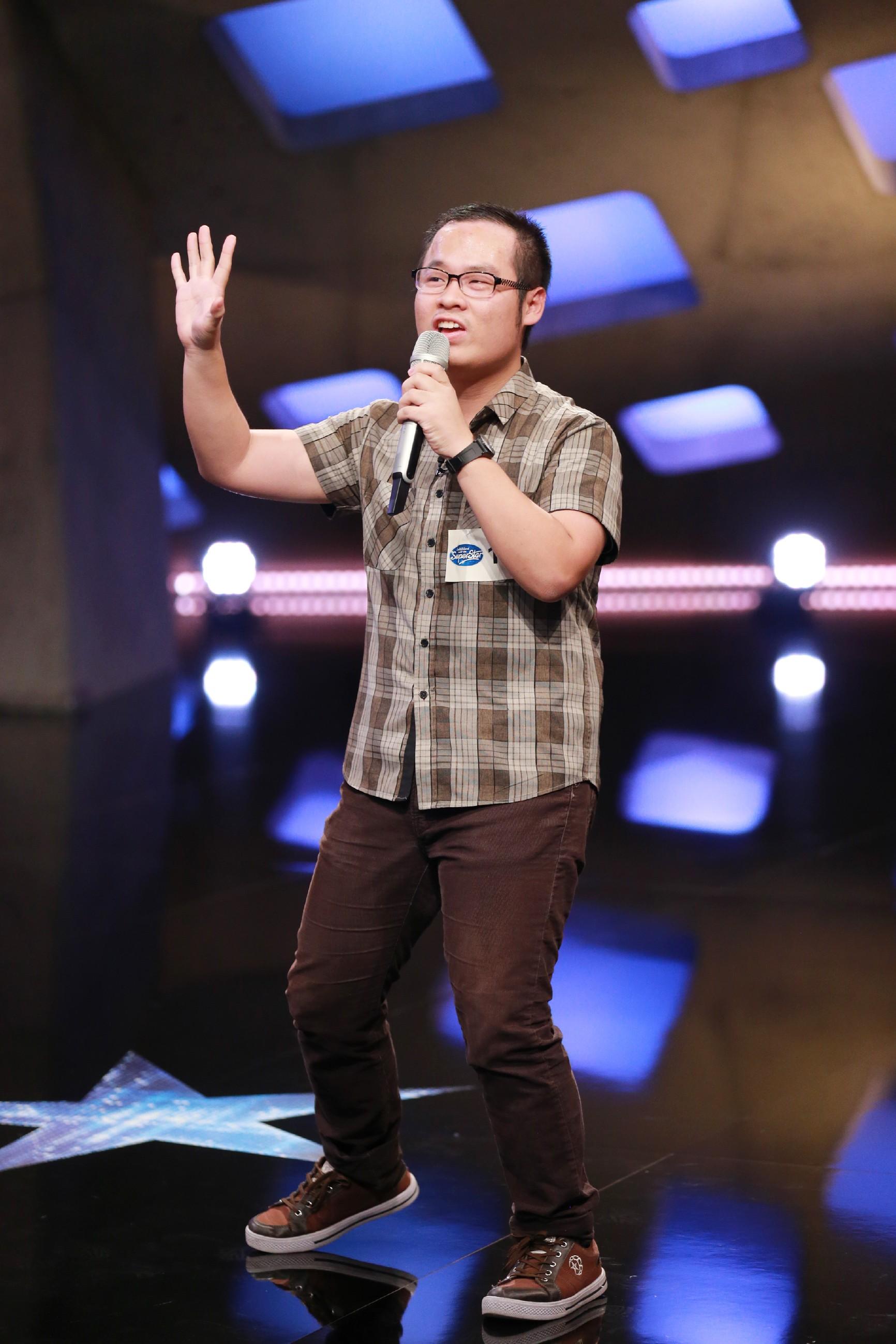 DSDS 2016 Casting 3 - Khac Quang Duy Le