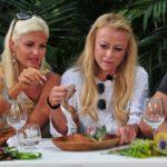 Dschungelduell 1 - Sophia Wollersheim und Jenny Elvers