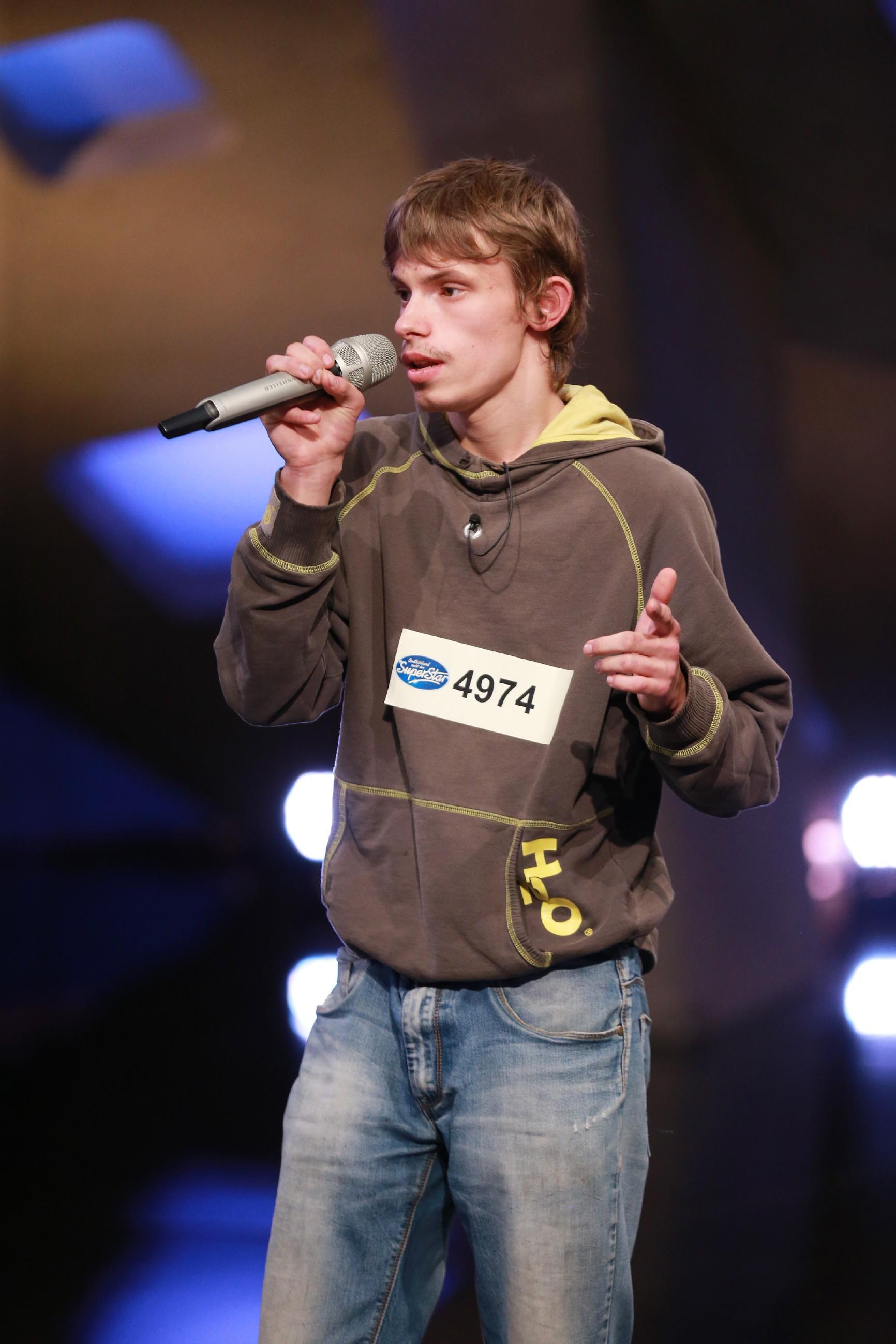 DSDS 2016 Casting 6 - Philip Möckel aus Gera